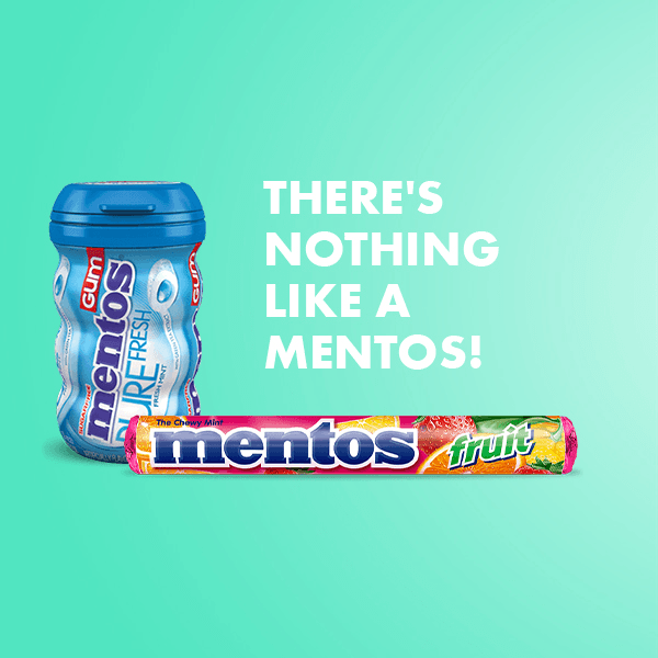 Our Products Mentos